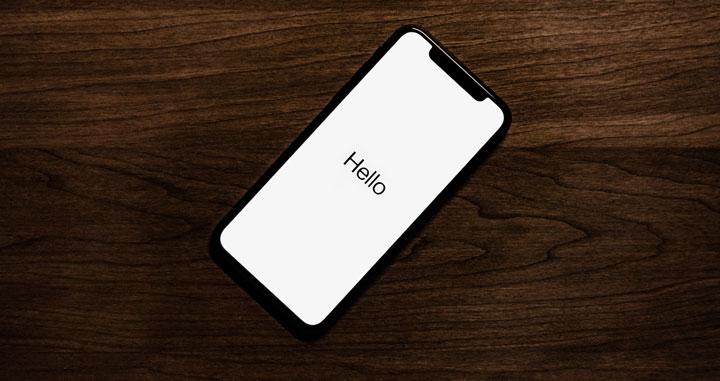 iPhone キャリア変更 バックアップ