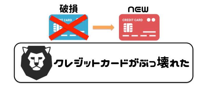 クレジットカード セキュリティコード 再発行