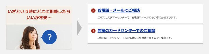 エポスカード 評判 口コミ コールセンター